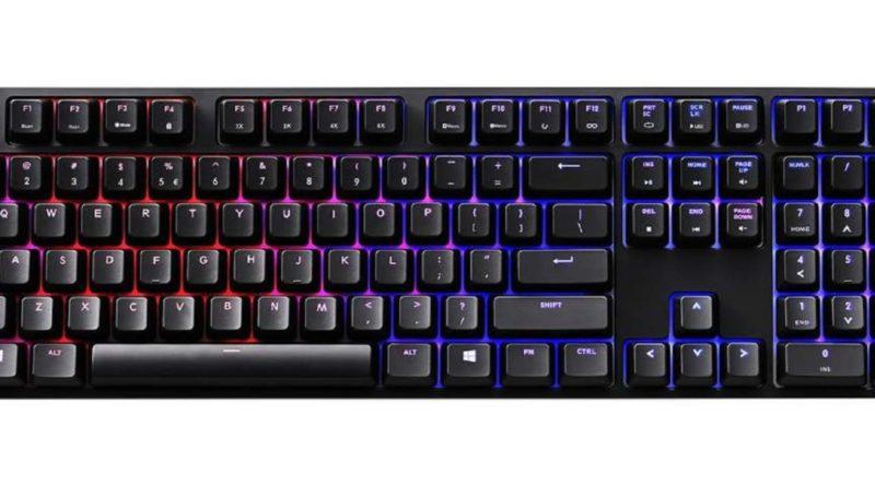 酷冷至尊CM Storm Quick Fire XTi机械键盘简单评测