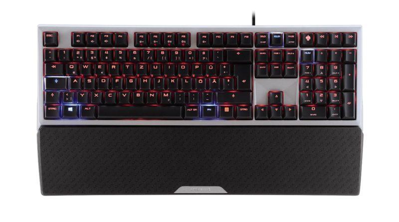 樱桃Cherry MX Board 6.0 机械键盘简单评测