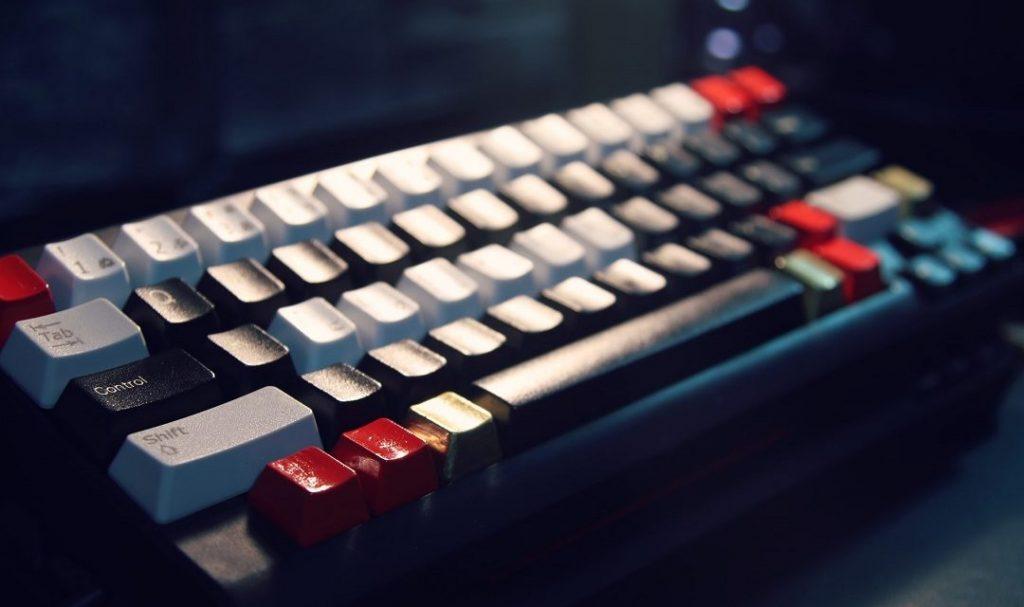 如何清洁机械键盘