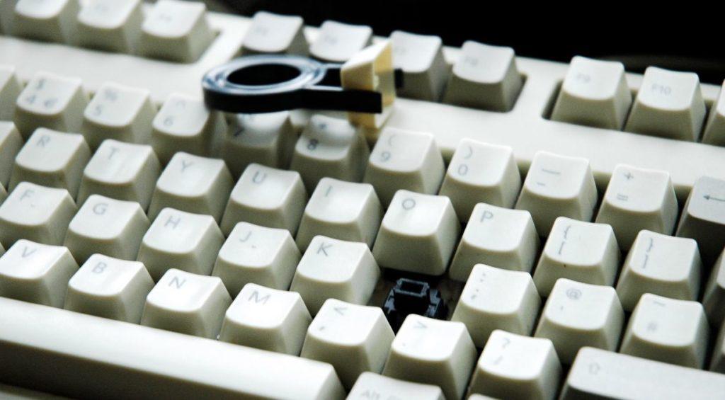 怎么清洁机械键盘?