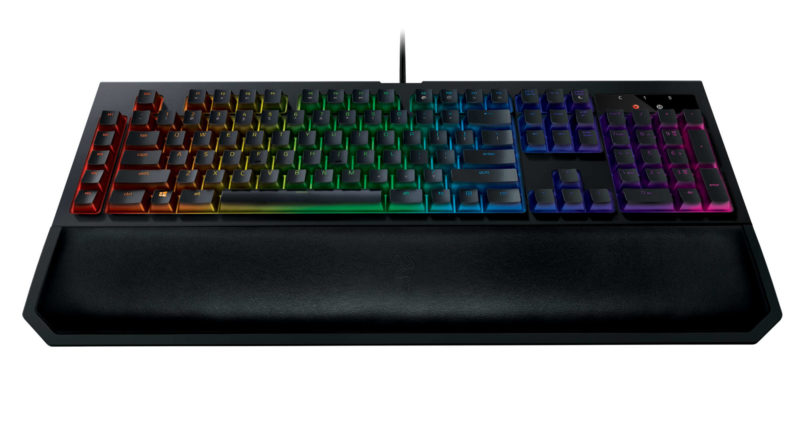 雷蛇Razer BlackWidow Chroma V2简单评测