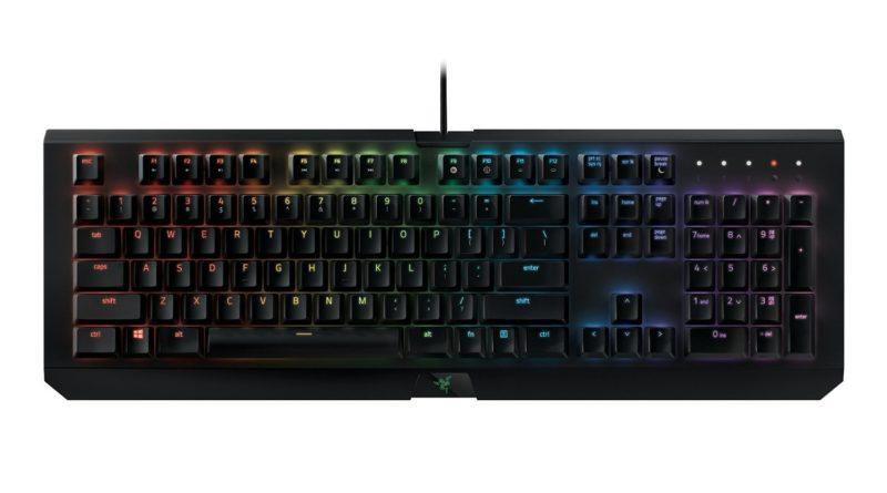 机械键盘 Razer BlackWidow X Chroma 简单评测