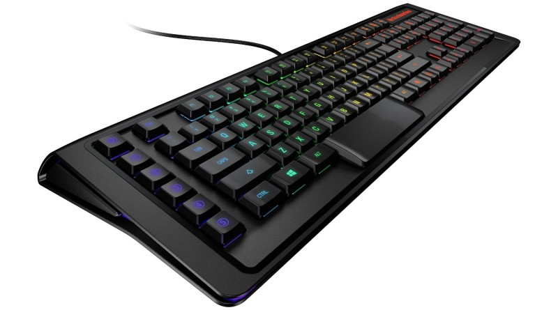 赛睿 SteelSeries Apex M800 机械键盘简单评测