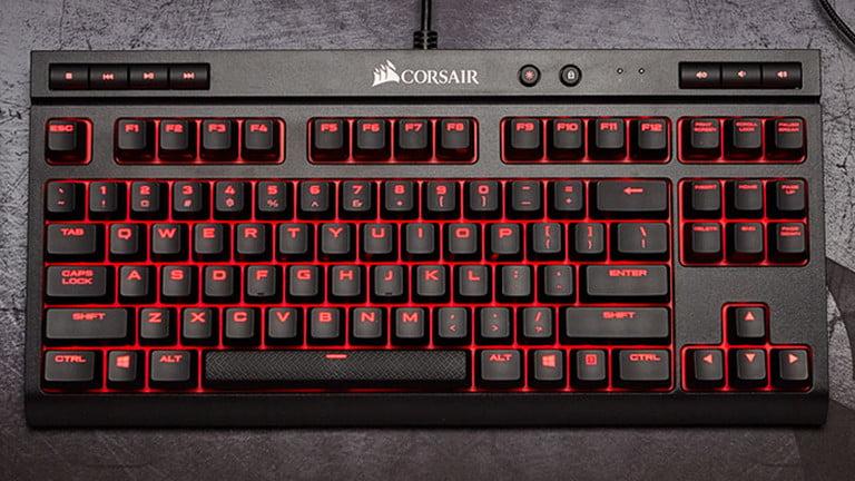 游戏机械键盘推荐:雷蛇BlackWidow Chroma V2、罗技G Pro、雷蛇BlackWidow X、海盗船 K63