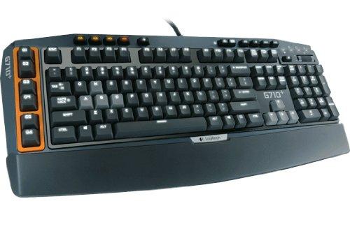 罗技 Logitech G710 Plus 机械键盘简单评测