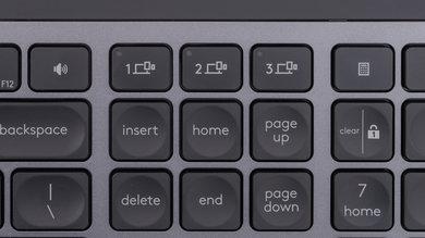 罗技MX键的其他功能