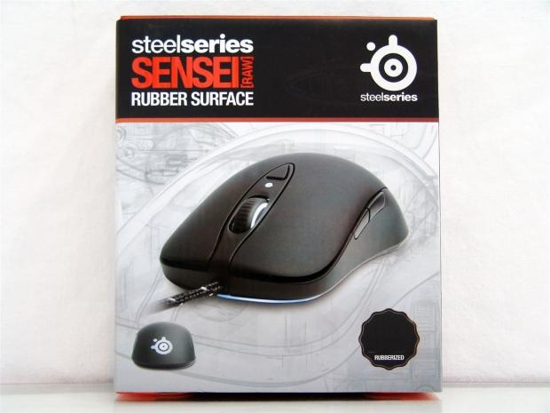 SteelSeries Sensei [RAW] Laser Gaming Mouse Review 02 | TweakTown.com