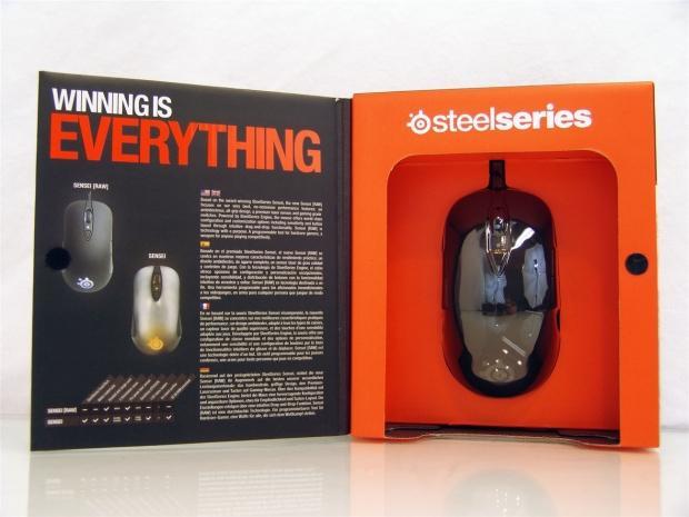 SteelSeries Sensei [RAW] Laser Gaming Mouse Review 03 | TweakTown.com