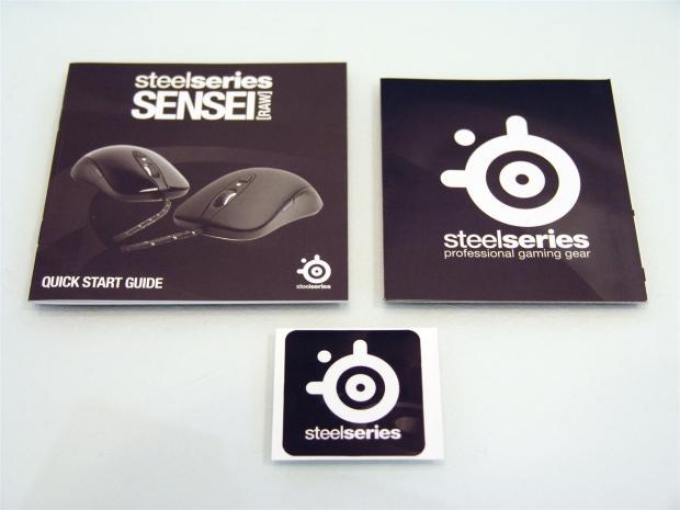 SteelSeries Sensei [RAW] Laser Gaming Mouse Review 08 | TweakTown.com