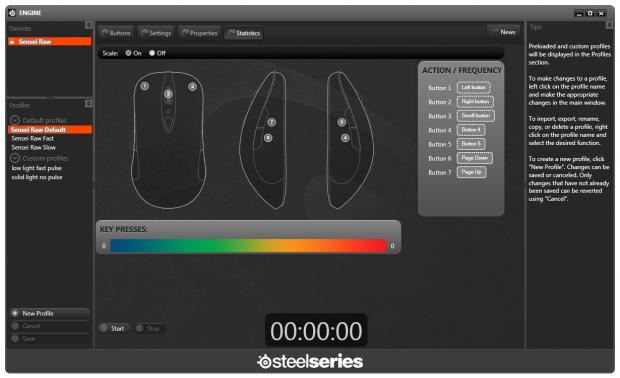SteelSeries Sensei [RAW] Laser Gaming Mouse Review 28 | TweakTown.com