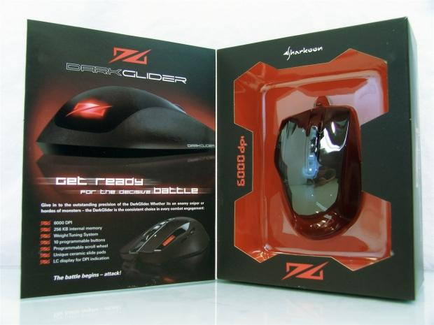 Sharkoon DarkGlider Laser Gaming Mouse Review 03 | TweakTown.com