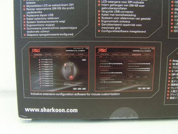 Sharkoon DarkGlider Laser Gaming Mouse Review 06 | TweakTown.com