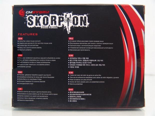 Cooler Master Storm Skorpion Mouse Bungee Review 04 | TweakTown.com