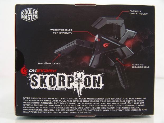 Cooler Master Storm Skorpion Mouse Bungee Review 05 | TweakTown.com