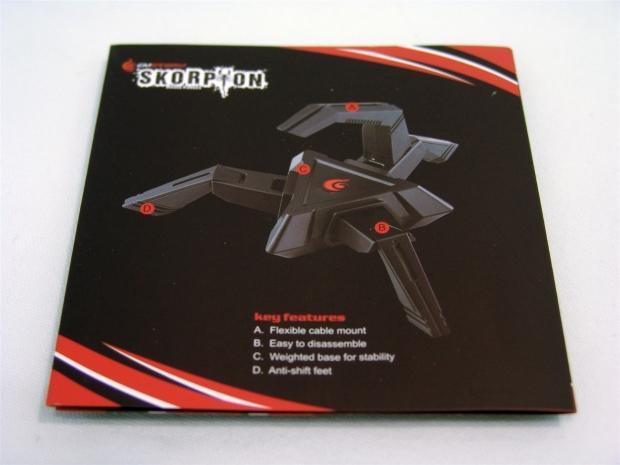 Cooler Master Storm Skorpion Mouse Bungee Review 21 | TweakTown.com