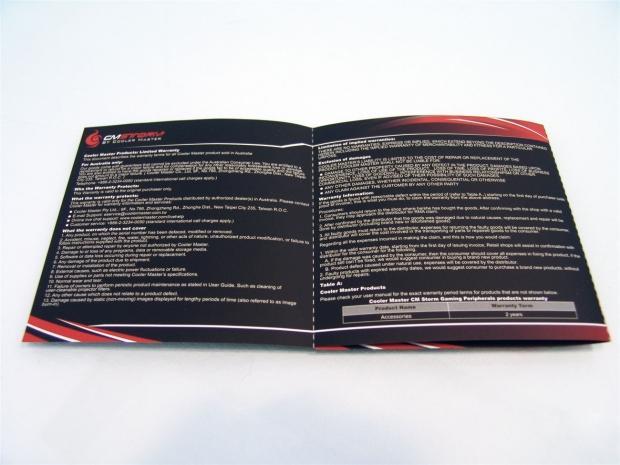 Cooler Master Storm Skorpion Mouse Bungee Review 24 | TweakTown.com