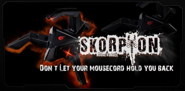Cooler Master Storm Skorpion Mouse Bungee Review 99 | TweakTown.com