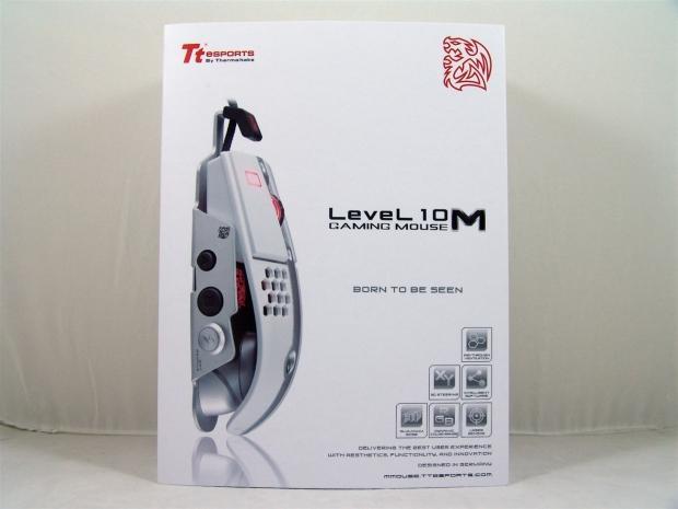 TT eSports Level 10 M游戏鼠标评论02|Tstrong Town.com