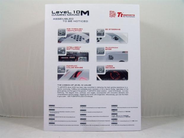 TT eSports Level 10 M游戏鼠标评论04|Tstrong Town.com