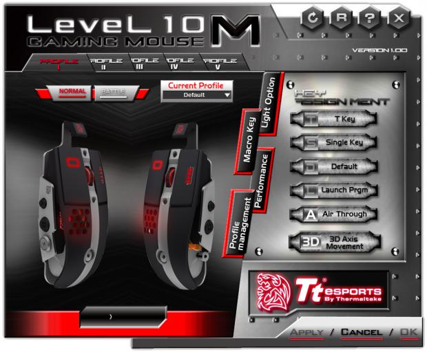 TT eSports Level 10 M游戏鼠标评论32|Tstrong Town.com