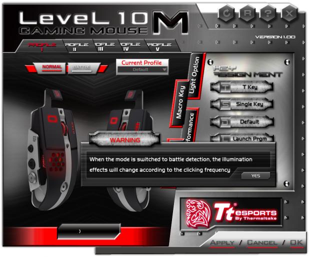TT eSports Level 10 M游戏鼠标评论33|Tstrong Town.com