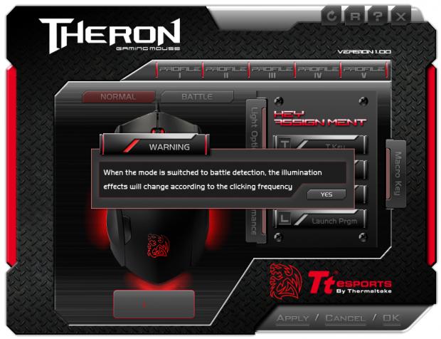 TT eSports Theron RTS激光游戏鼠标评论30|Tstrong Town.com